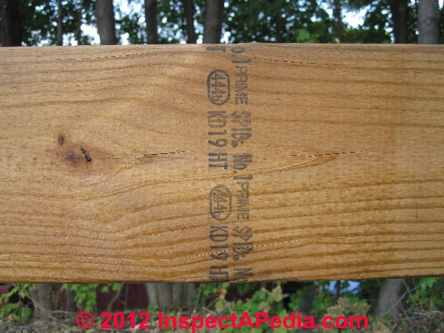 Treated Wood / Lumber Life, Life Factors & Warranty Period