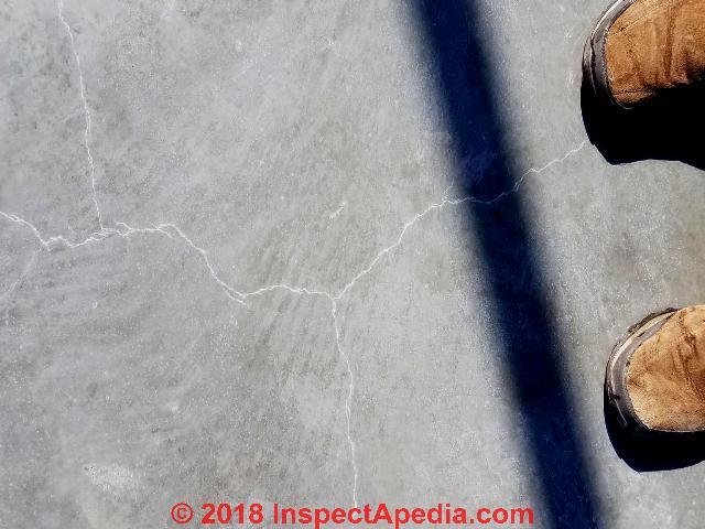 Concrete Crack & Damage by Temperature Concrete Curing at