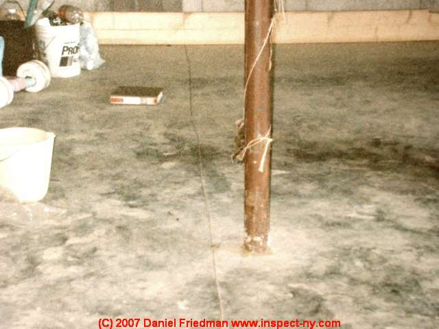 Concrete Slab u0026 Floor Cracking & How to Evaluate Cracks in Poured Concrete Slabs