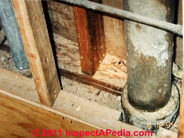 Termite Mud Tubes How to recognize termite damage, termite