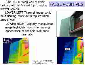 Thermal image example, Paul Probett, Incodo 2008
