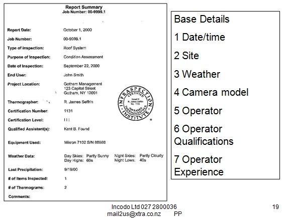 Thermal Imaging Uses In Building Surveys Procedures