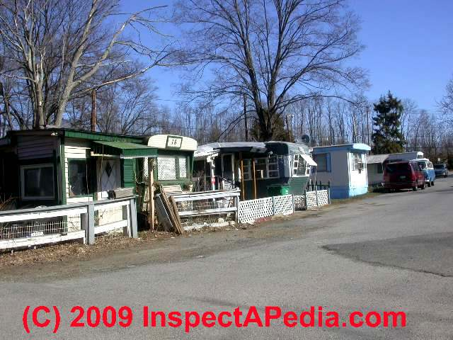 Mobile Homes Inspection Guide