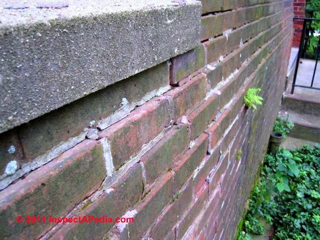 Structural Brick Wall Damage Amp Repair Bulged Cracked