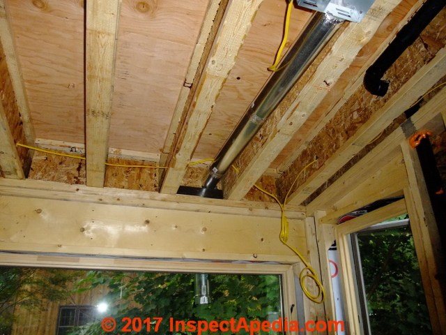 Terrific Bath Exhaust Fan Through Soffit Routing Bath Fan Out Through Download Free Architecture Designs Jebrpmadebymaigaardcom
