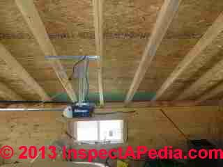 Roof extension blocks soffit (C) InspectApedia EZ