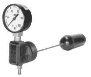 US Gauge air volume control valve