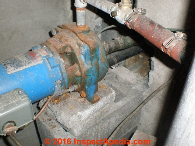 How Does A Two Line Jet Pump Well Water Pump Work