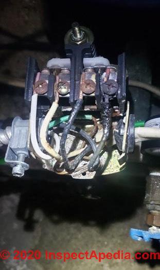 Water Pump Wiring Troubleshooting