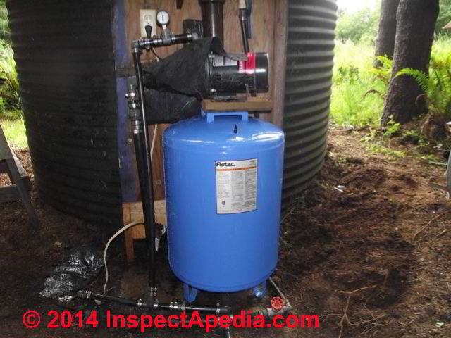 flotec water pressure tank c gv