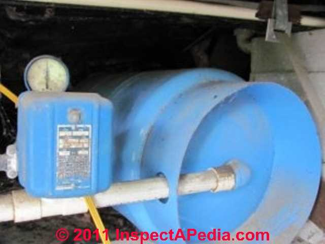 How to Find & Adjust or Repair the Water Pump Pressure Control ...