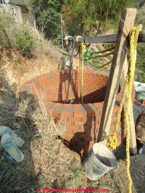 How To Dig A Well Hand Dug Water Well Step By Step Procedure