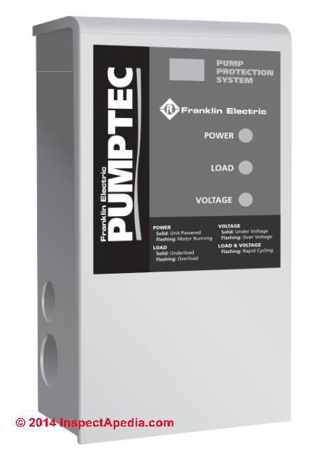 Water Pump Status Indicators Pump On Light How To Tell