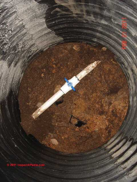 Well Piping Repair Diagnostic Faqs Problems With The Well