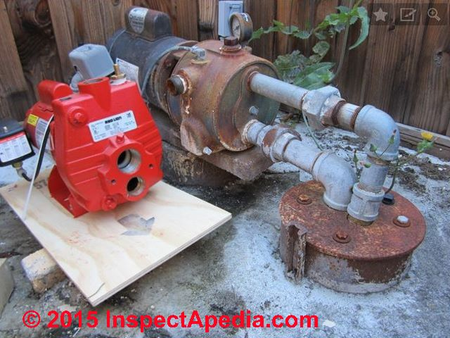 Two Line Jet Pumps for Water Wells: Installation & Repair - What ...