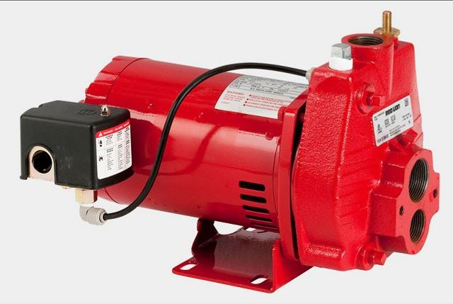 Two Line Jet Pumps For Water Wells Installation Repair