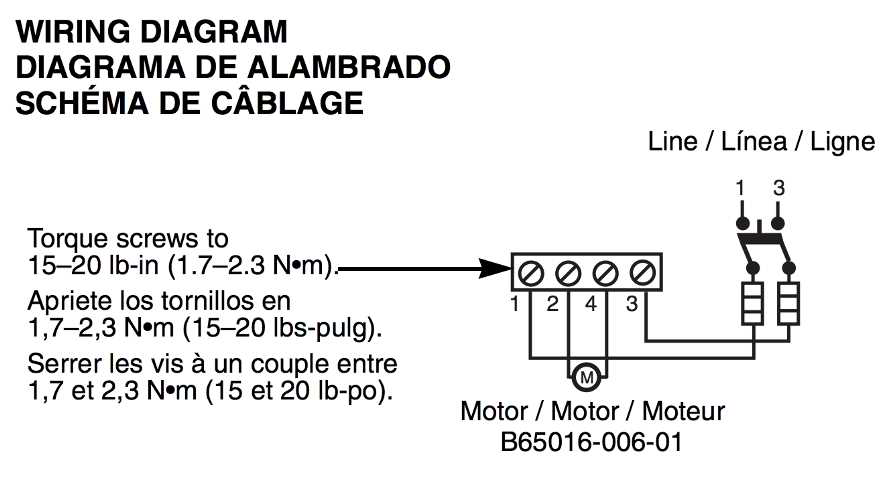wiring diagram for square d pressure switch