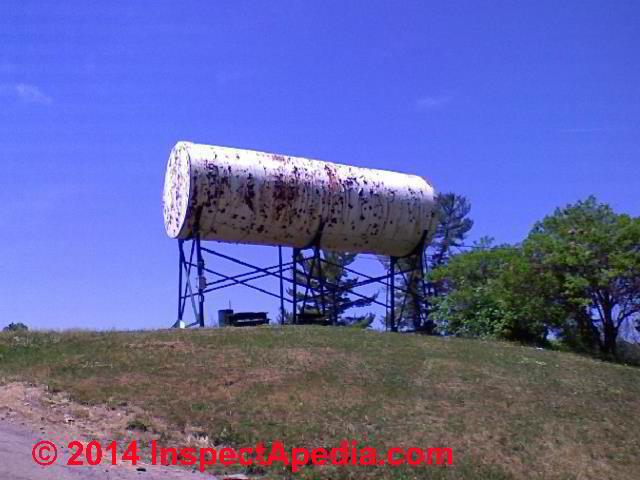 Rainwater Storage Tanks Cisterns