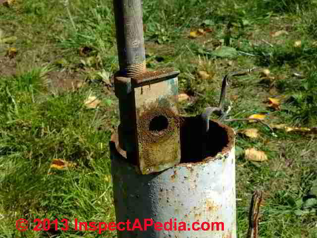 how to clean out a well casing