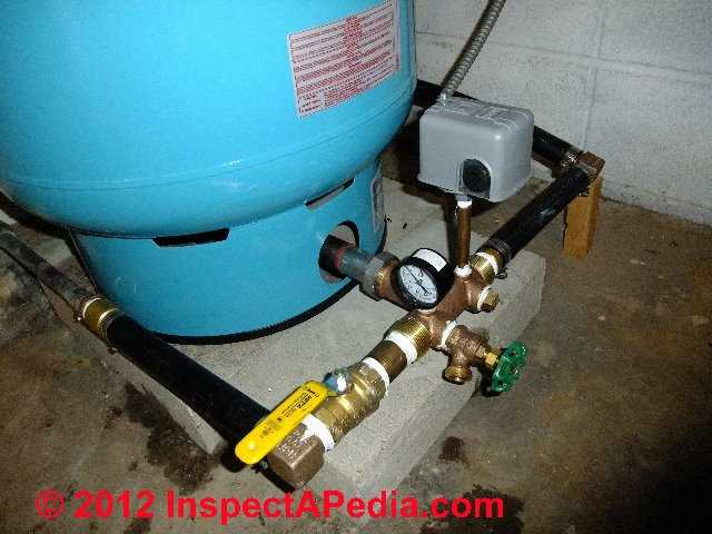 How to Find Use the Water Pump Relay Switch private pump and
