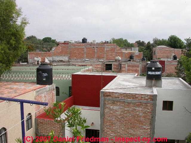 Rooftop Amp Free Standing Water Tanks Water Towers