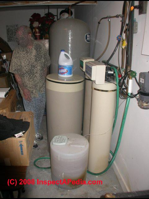 Water Chlorinators Amp Charcoal Filters Use Of Chlorine