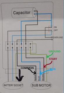 Water Pump Wiring Troubleshooting & Repair Pump Wiring ...
